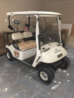2004 EZGO TXT PDS GOLF CART - WITH SPEED CHIP