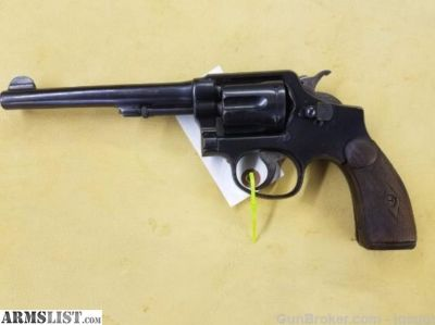 For Sale: Smith and Wesson Military & Police Model 1905 .38