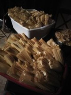 Tamales, today!