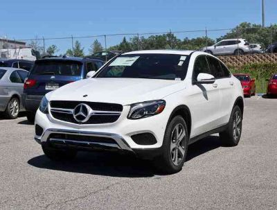 2019 Mercedes-Benz GLC GLC 300 Coupe 4MATIC