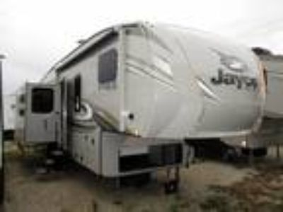 2019 Jayco Eagle HT 30.5CKTS Rear Sofa Center Is. Kitchen Triple Slide