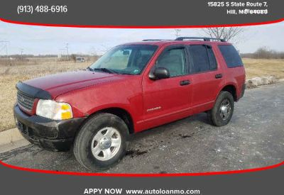 Used 2002 Ford Explorer for sale