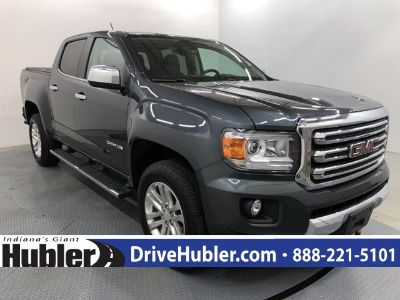 2017 GMC Canyon 4WD Crew Cab 128.3 SLT (cyber gray metallic)