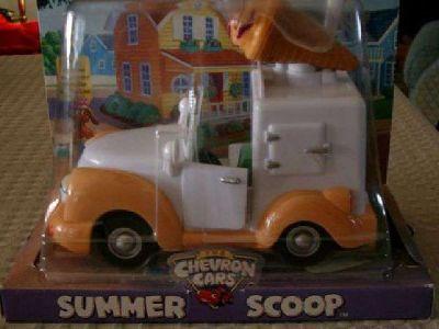 $50 Chevron Toy Car Collection