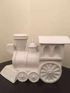 Ceramic Train Engine