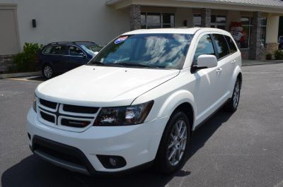 2014 Dodge Journey R/T (White)
