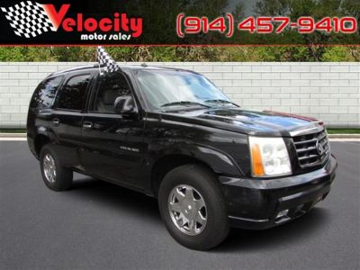 2003 Cadillac Escalade Base (Black)