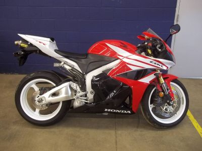 2012 Honda CBR 600RR SuperSport Motorcycles Canton, OH