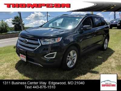 2015 Ford Edge SEL (Tuxedo Black Metallic)