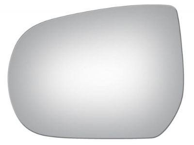 Sell For Ford Mazda Mercury Driver Side Drop Fit Flat Replacement Door Mirror Glass motorcycle in Mundelein, Illinois, United States