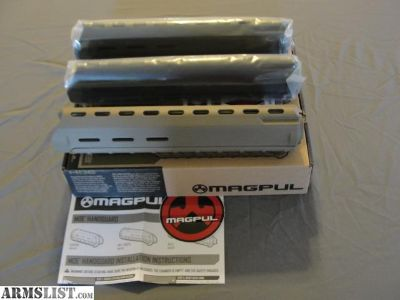 For Sale: NEW MAGPUL MOE Handguards, Rifle Length, FDE, OD or BLK