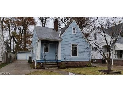 3 Bed 1 Bath Foreclosure Property in Cleveland, OH 44135 - W 157th St