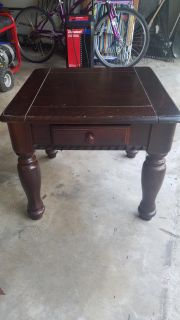 Used end table