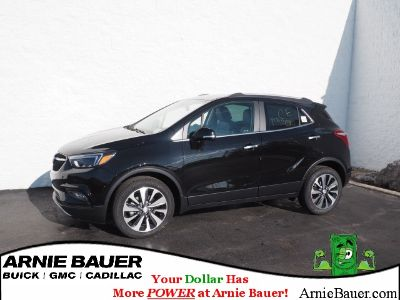2019 Buick Encore Essence (Ebony Twilight Metallic)