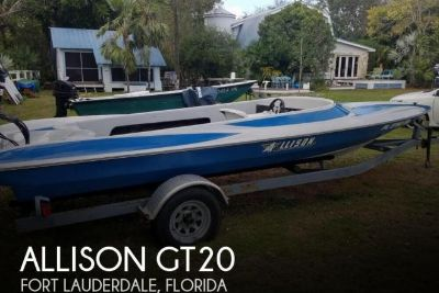 1980 Allison GT20