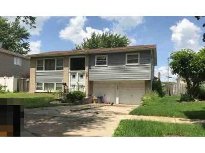 3 Bed 2.5 Bath Preforeclosure Property in Des Plaines, IL 60016 - Polynesian Dr