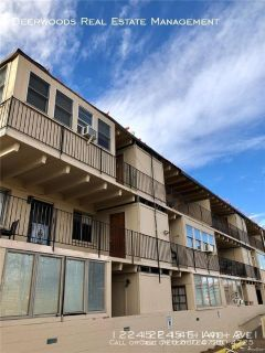 1 BR Apt Available: 2nd Story Balcony, Plank/Carpet Flooring, & Large Closets