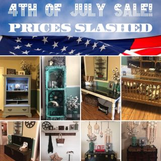 4th Of July Sale!! Prices Slashed for July!