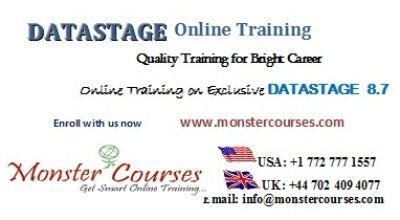 DATASTAGE Online Training,IBM DATASTAGE 8.5 Online Training.
