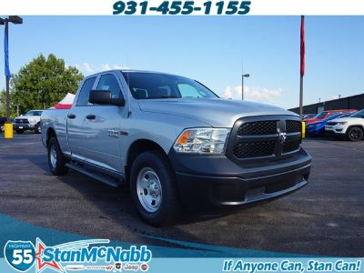 2018 RAM RSX Tradesman (Bright Silver Clearcoat Metallic)