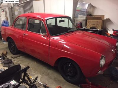 1969 Notchback (NO ENGINE)