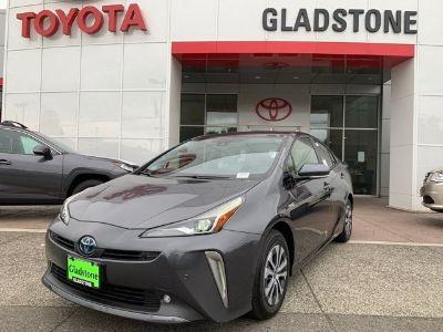 2019 Toyota Prius (Gray)