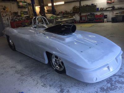 '63 Corvette Undercover Roadster