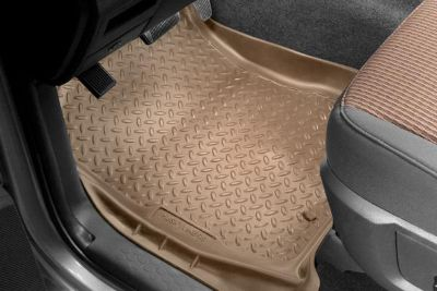 Sell Husky Liners 35973 06-12 Toyota RAV4 Tan Custom Floor Mats 1st Row motorcycle in Winfield, Kansas, US, for US $91.95