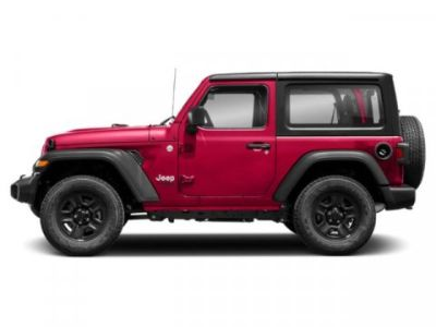 2018 Jeep Wrangler Sport S (Firecracker Red Clearcoat)