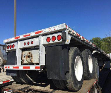 $11,000, 2005 East Flatbed