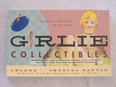 GIRLIE COLLECTIBLES 1996 Price Guide Book