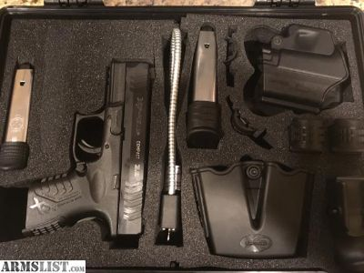 For Sale/Trade: Springfield XDm .45, compact