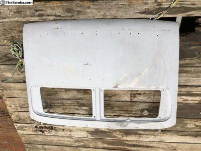 SWB deck lid engine cover bar 65 66