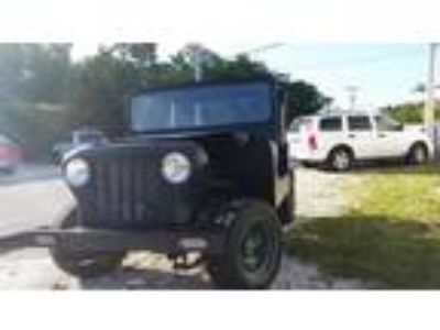 1973 Jeep DJ-5 Rat Rod