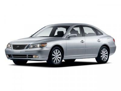 2009 Hyundai Azera SE (Smokey Gray Pearl)