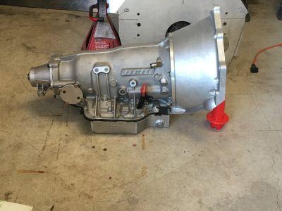 Turbo 400 2 Speed