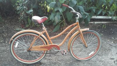 Huffy good viberation bike 40!