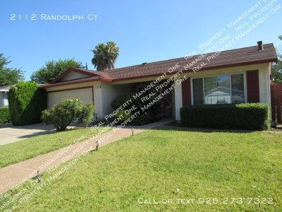 Beautiful 4 Bed, 2 Bath Antioch Home in Great Court Location