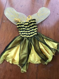 Bee costume 18-24 months