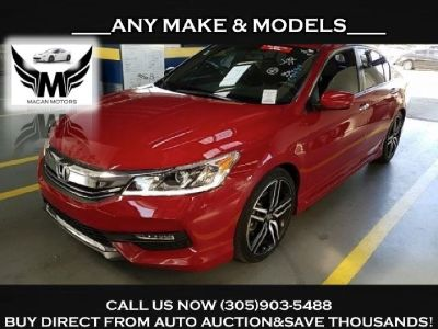2017 HONDA ACCORD SPORT ||| 20K MILES ||| EXCELLENT CONDITION