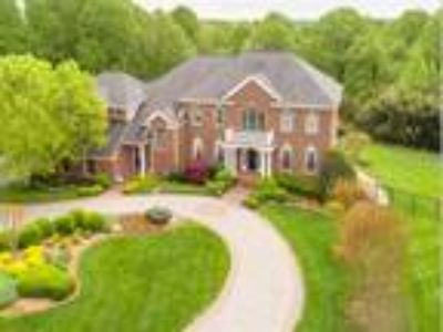 Magnificent Queensbury Custom Home By Keystone, Fairfax, VA