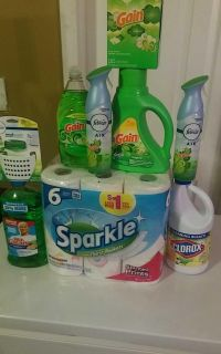 #4 Cleaning Bundle $20.00