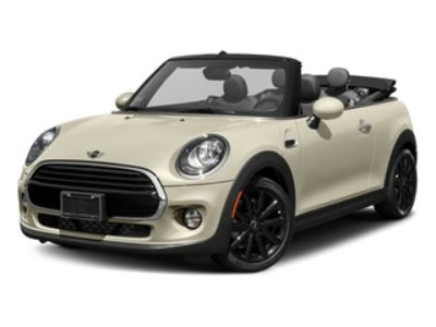 2018 MINI Convertible Cooper (pepper)