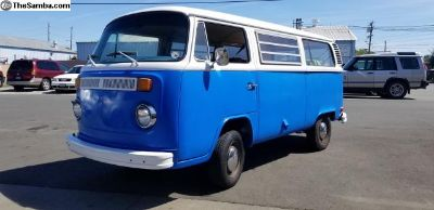 "1973 Westfalia ""Tin Top"" Camper"