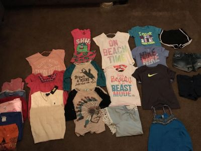Youth Girl s Clothes