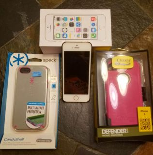 Iphone 5s and cases