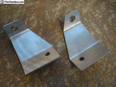 Bumper light brackets