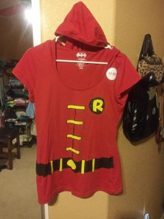 Brand new Robin costume top $6 size large