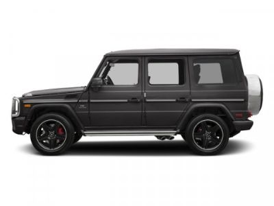 2018 Mercedes-Benz G-Class AMG G 63 (designo Manufaktur Tectite Grey Metallic)