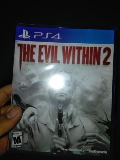 Evil within 2 new